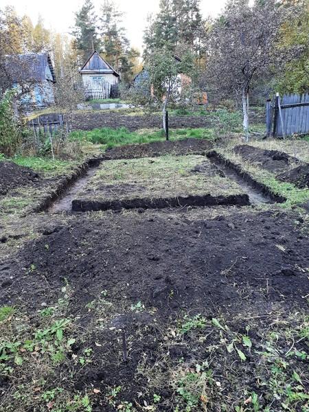 Фундамент для Бани 6 на 4 Челябинская Область