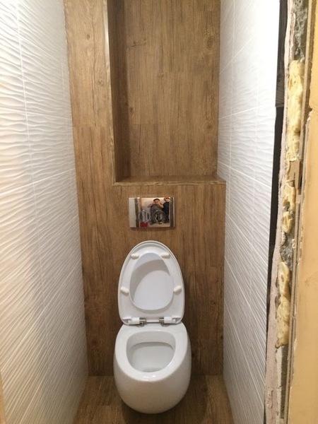 Ванна и Туалет ул. 8 марта
