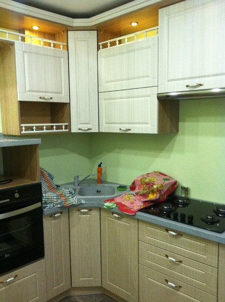 Кухня на Токарей