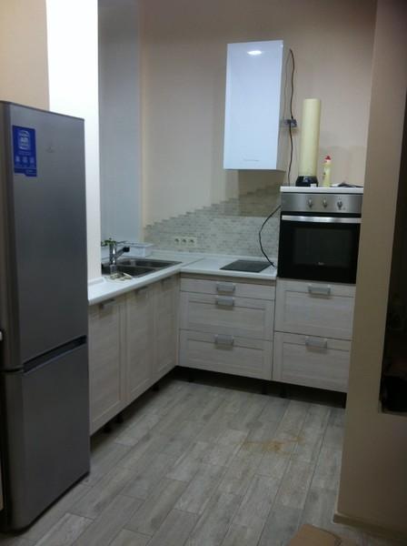Кухня Георгиевские Дачи